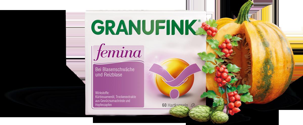 GRANUFINK® femina
